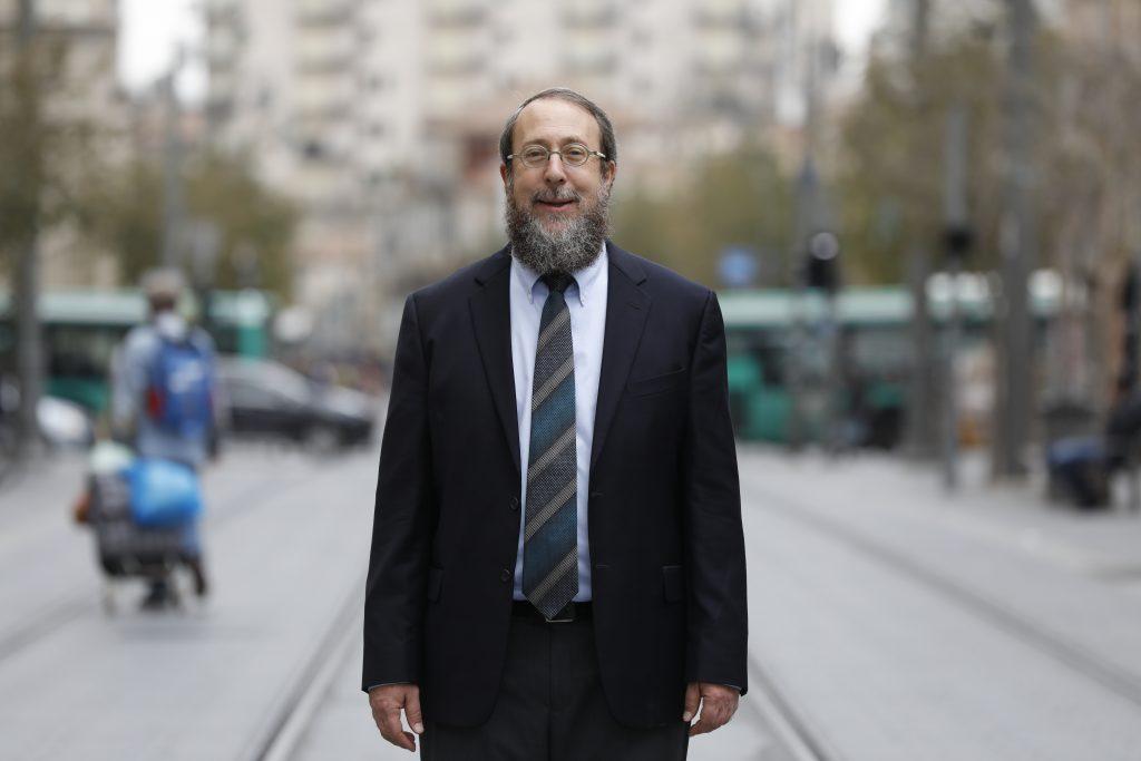 אהרון ליבוביץ פרס ישרות למנהיגות